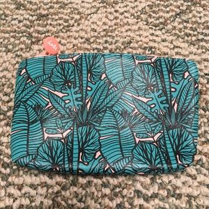 5/$15 Ipsy Tropical Cosmetic Bag